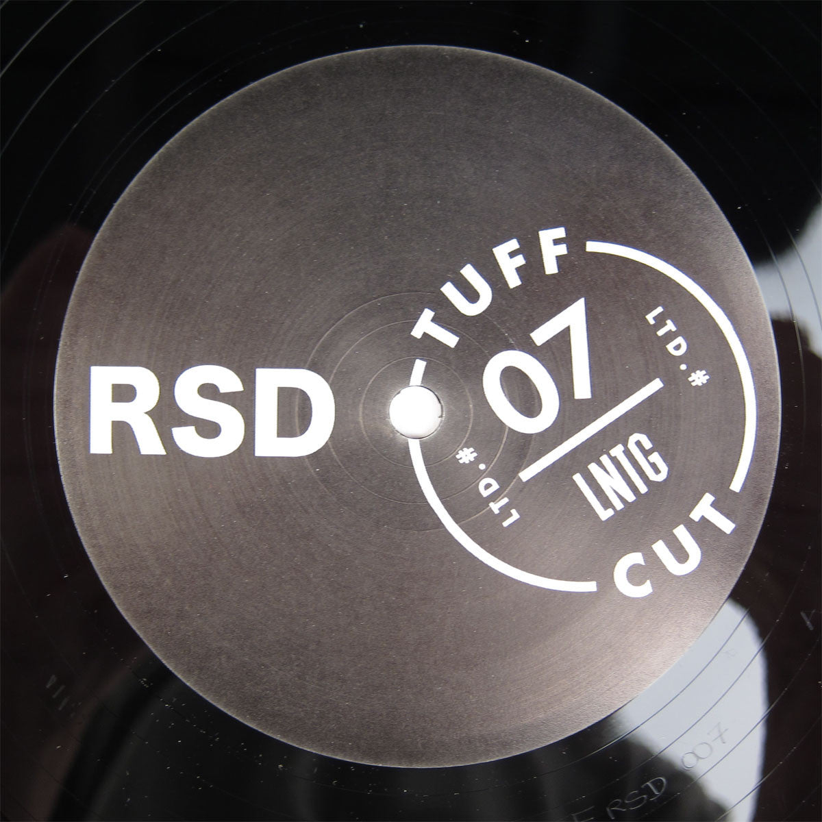 "Late Nite Tuff Guy: Tuff Cut 07 Vinyl 12"" (Record Store Day)"