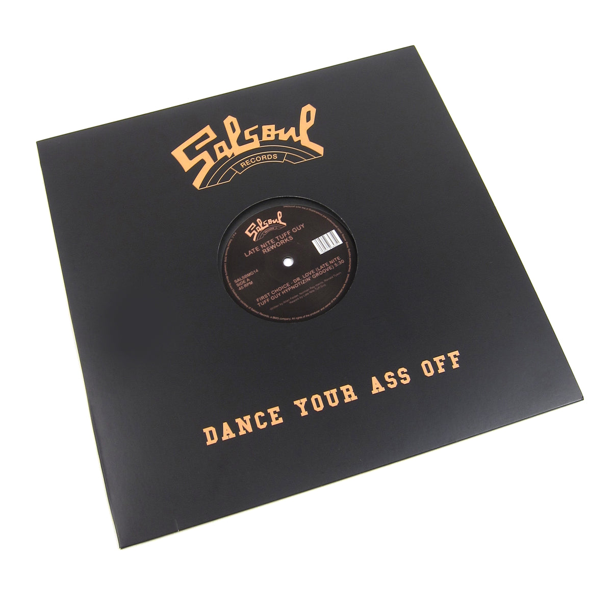 "Late Nite Tuff Guy: Salsoul Reworks Vinyl 12"" (Record Store Day)"