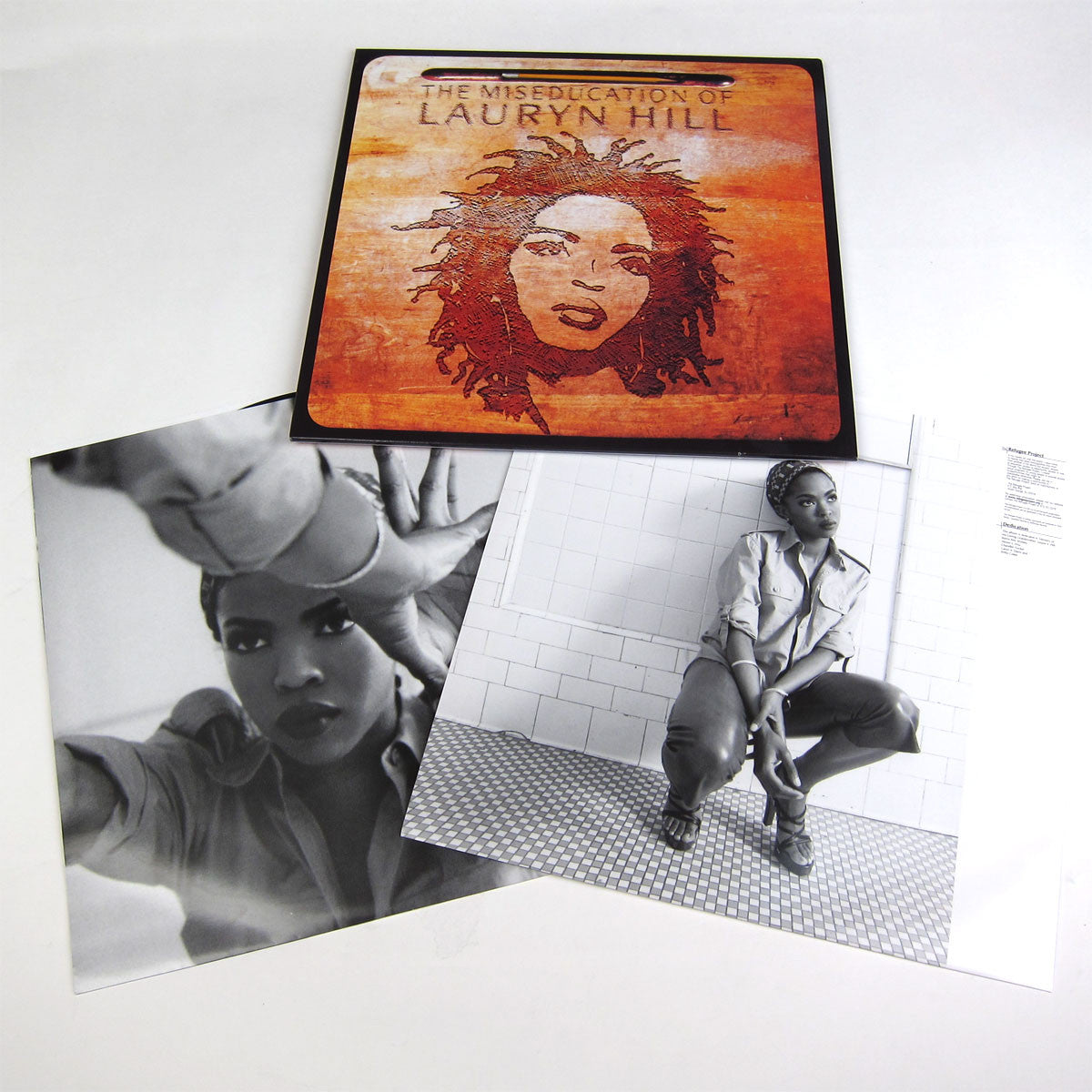 Lauryn Hill: The Miseducation Of Lauryn Hill Vinyl 2LP detail