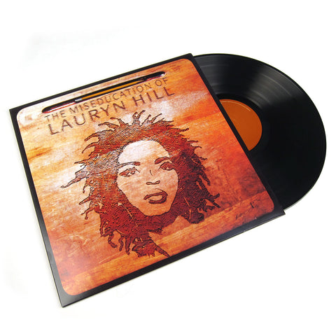 Lauryn Hill The Miseducation Of Lauryn Hill Vinyl 2lp