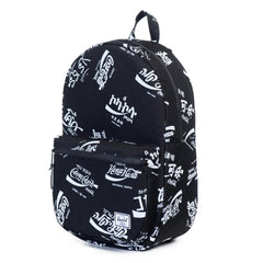 Herschel Supply Co.: Lawson Backpack - Black Coca Cola
