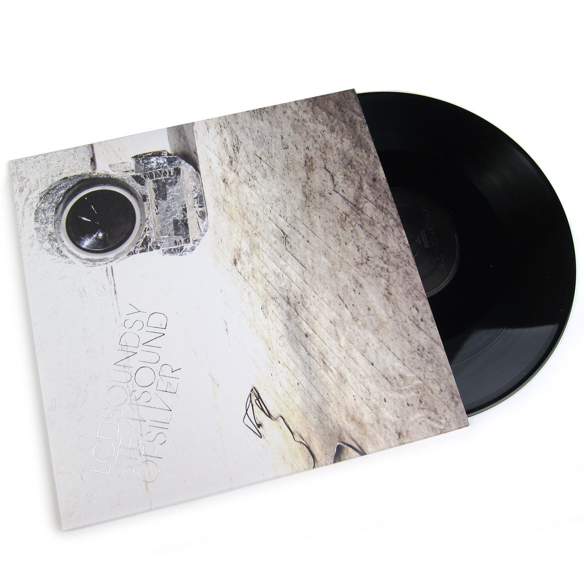 LCD Soundsystem: Sound Of Silver Vinyl 2LP