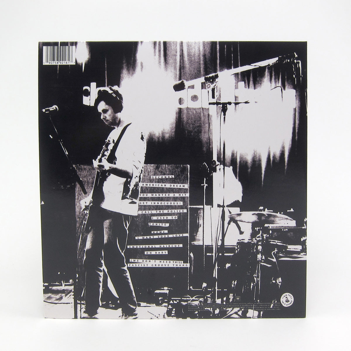 LCD Soundsystem: Electric Lady Sessions (180g) Vinyl 2LP