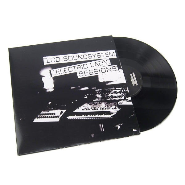 LCD Soundsystem: Electric Lady Sessions Vinyl