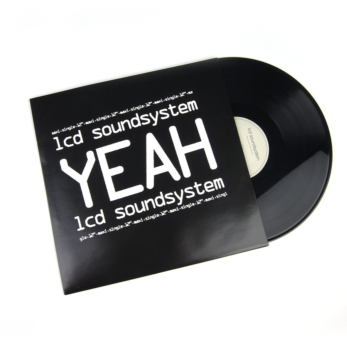 LCD Soundsystem: Yeah (Pic Sleeve) 12""