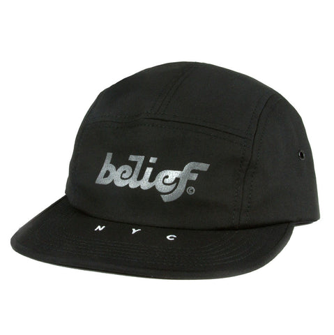 Belief: League 5 Panel - Black / 3M