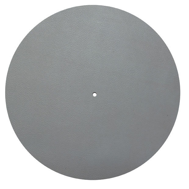 Pro-Ject: Leather It Platter Mat - Grey
