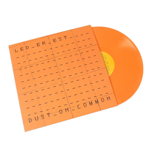 Led Er Est: Dust On Common (Colored Vinyl) Vinyl LP (Record Store Day)