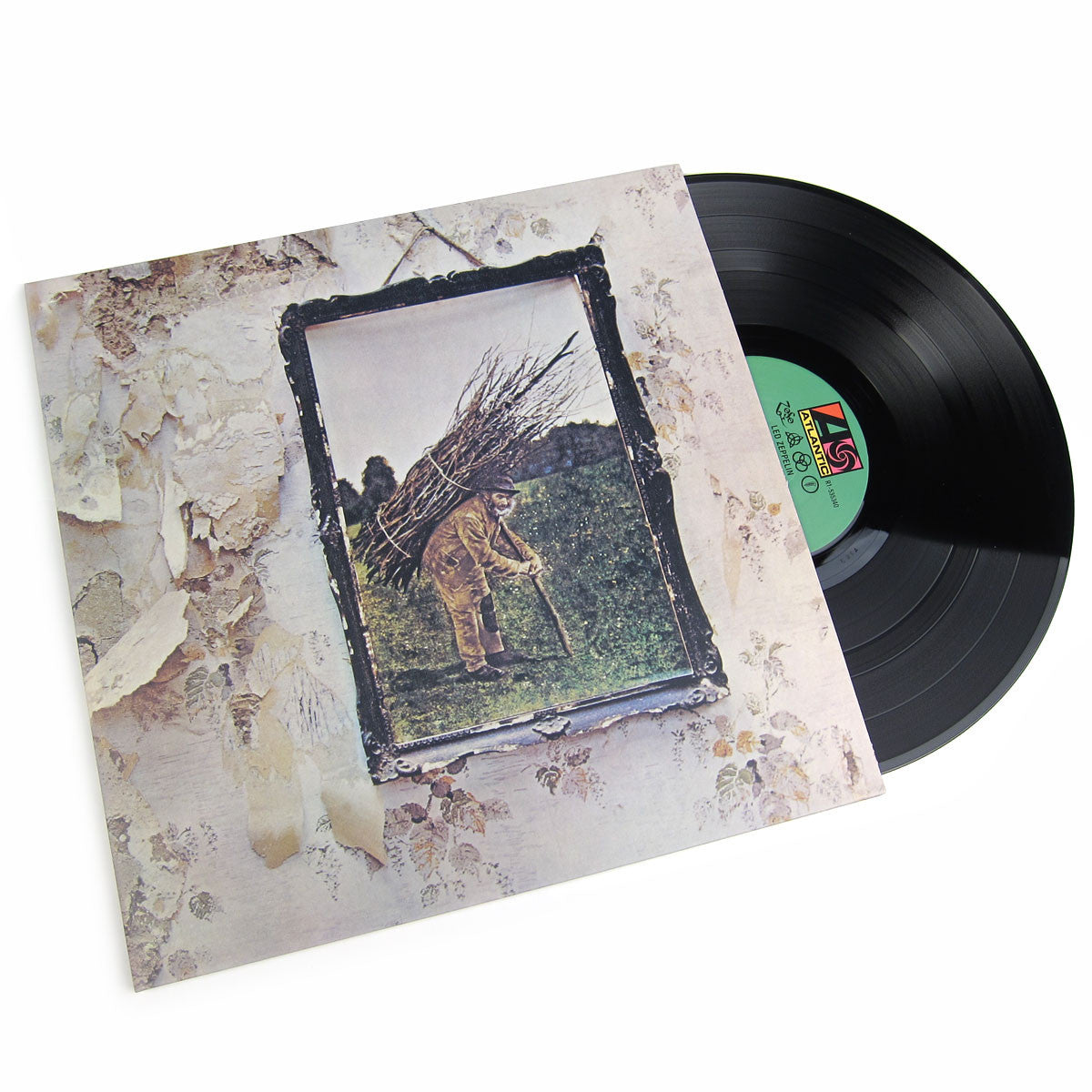 Led Zeppelin: Led Zeppelin IV (Remastered 180g) Vinyl LP