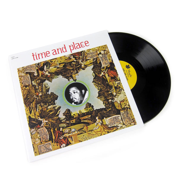Lee Moses: Time And Place Vinyl LP