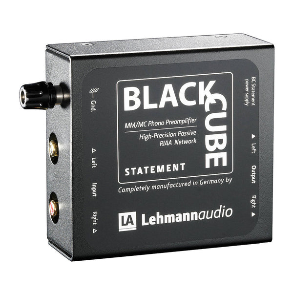 Lehmann: Black Cube Statement Phono Stage