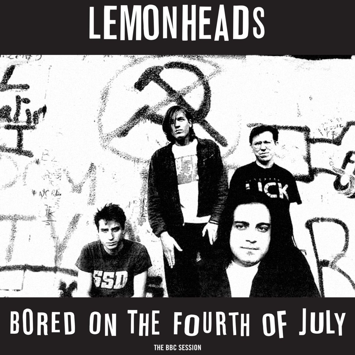 "The Lemonheads: Bored on the 4th July Vinyl 12"" (Record Store Day)"