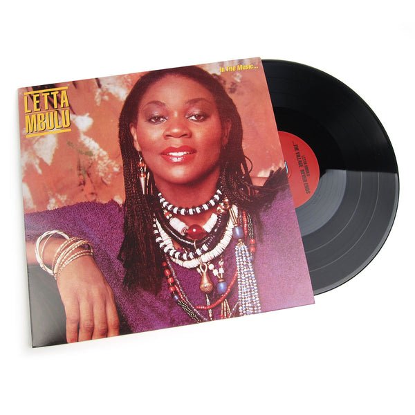 Letta Mbulu: In The Music The Village Never Ends (180g) Vinyl LP
