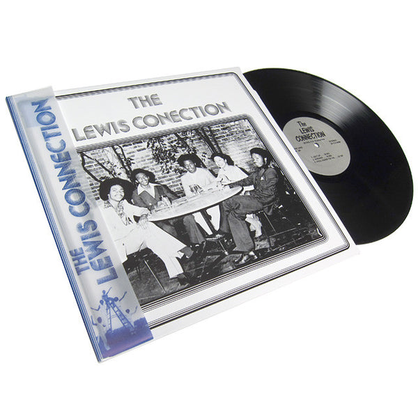 The Lewis Conection: The Lewis Connection LP