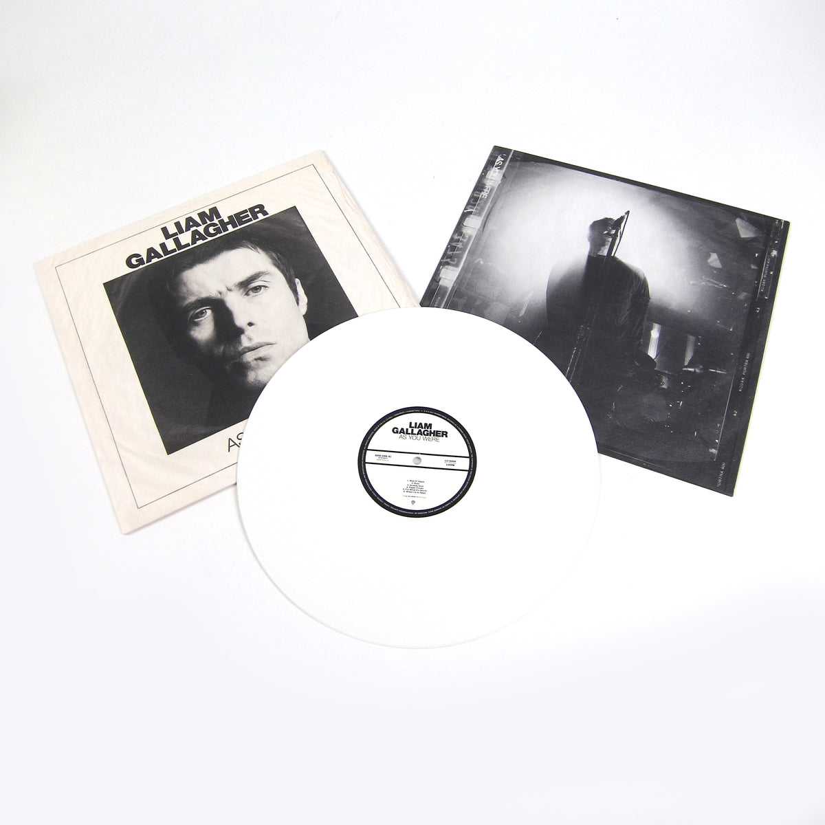 Liam Gallagher: As You Were (Indie Exclusive 180g, Colored Vinyl) Vinyl LP