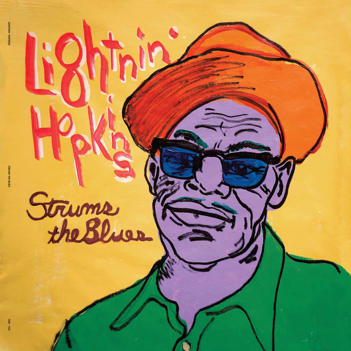 Lightin' Hopkins: Strums The Blues (180g) Vinyl LP (Record Store Day)