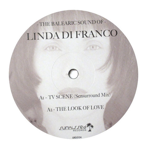 Linda Di Franco: The Balearic Sound of Linda Di Franco EP