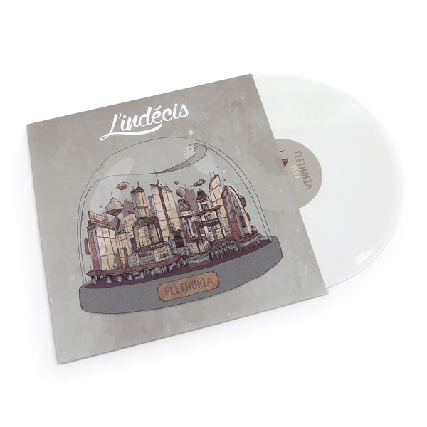 L'Indécis: Plethoria (Colored Vinyl) Vinyl LP