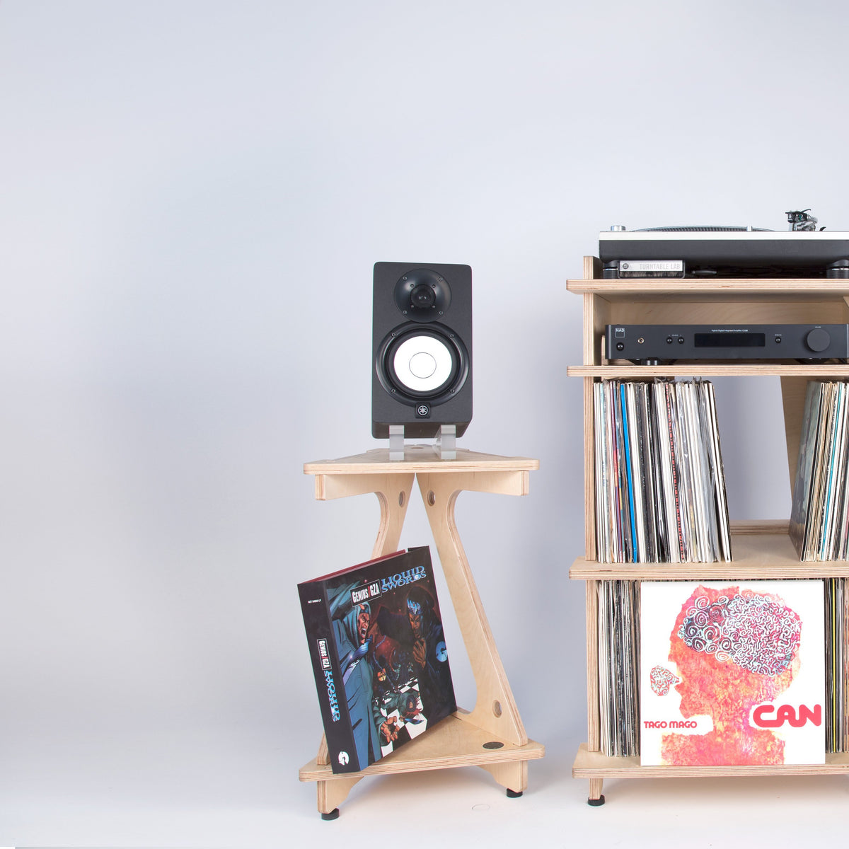 Line Phono: Speaker Stand for Bookshelf Speakers / Sonos