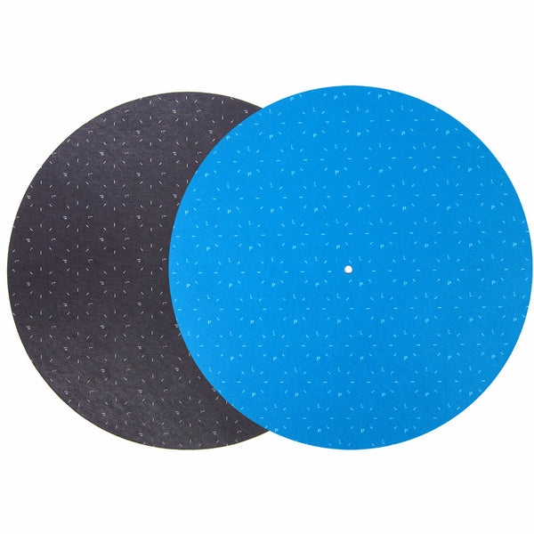 Turntable Lab: Switchmat Reversible Record Mat - Line Phono Edition (Single)
