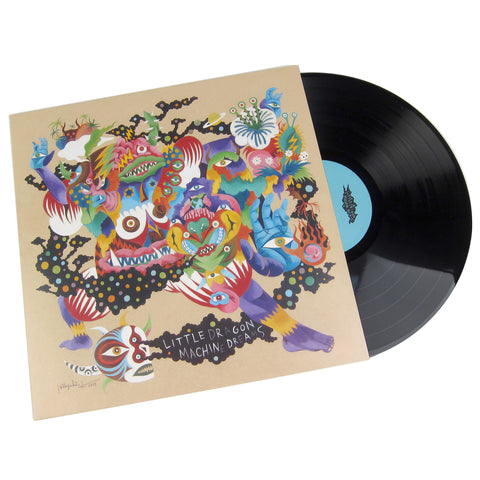 Little Dragon: Machine Dreams Vinyl LP