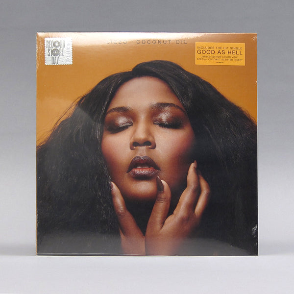 Lizzo: Coconut Oil (Colored Vinyl) Vinyl LP (Record Store Day)