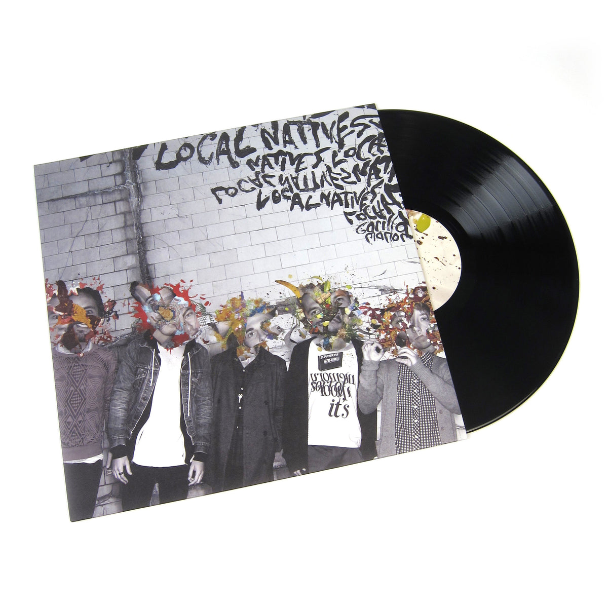 Local Natives: Gorilla Manor Vinyl LP