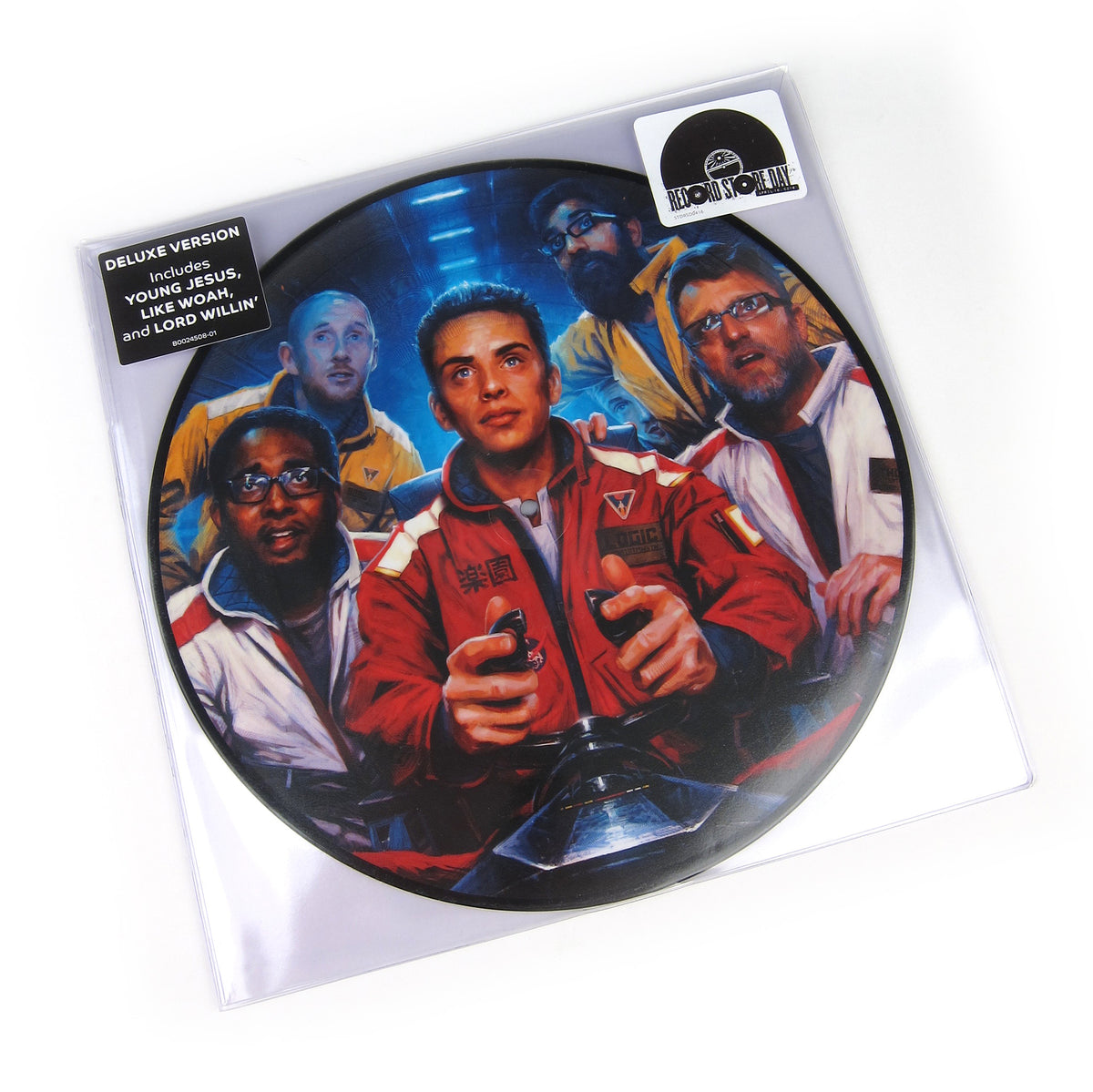 Logic: The Incredible True Story (Pic Disc) Vinyl LP (Record Store Day)