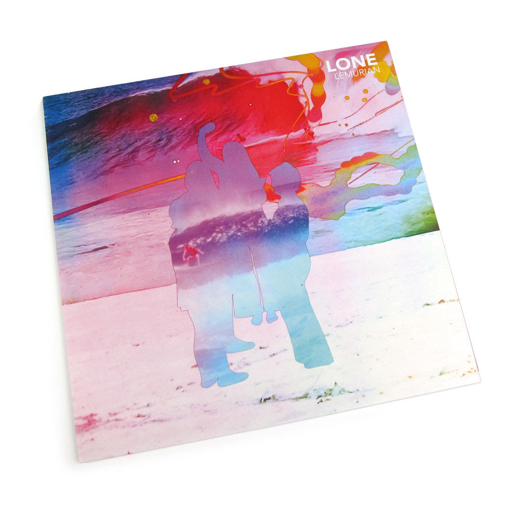 Lone: Lemurian (Colored Vinyl) Vinyl LP