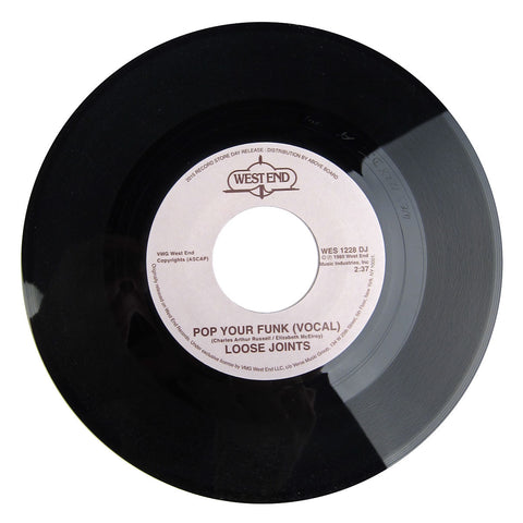 "Loose Joints: Pop Your Funk Vinyl 7"" (Record Store Day)"