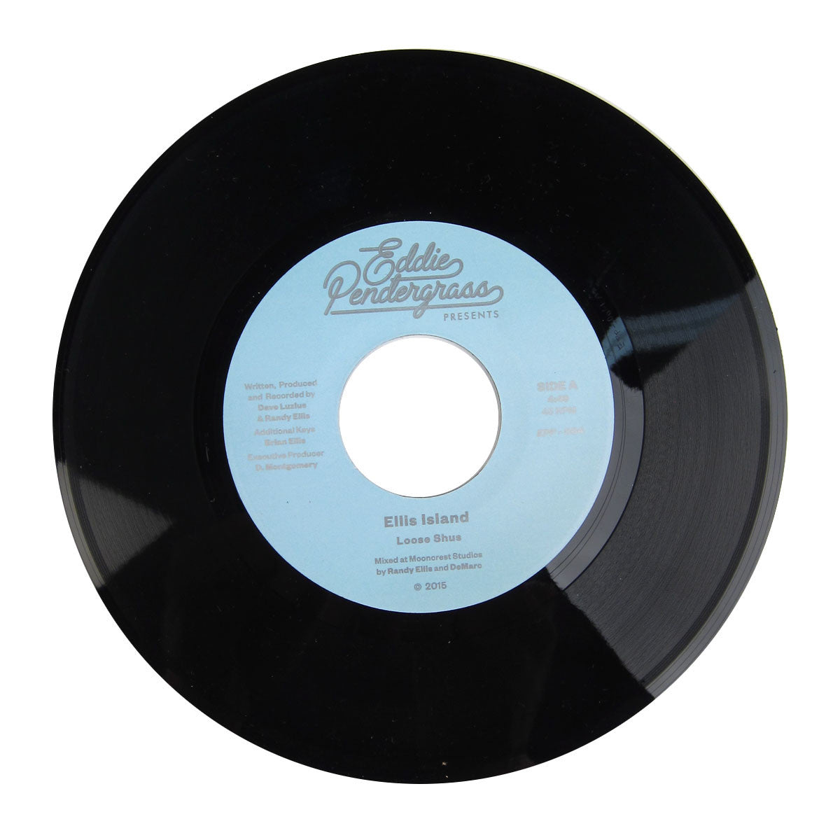 Loose Shus / Brian Ellis: Ellis Island / Afterthought Vinyl 7""