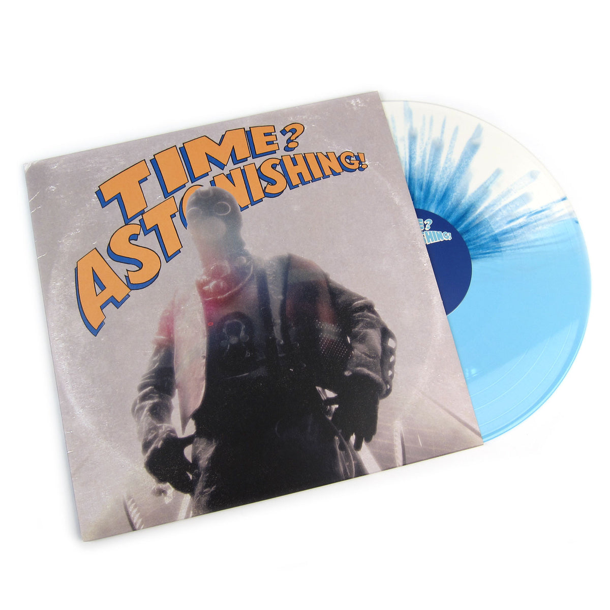 L'Orange & Kool Keith: Time? Astonishing! (Colored Vinyl) Vinyl LP