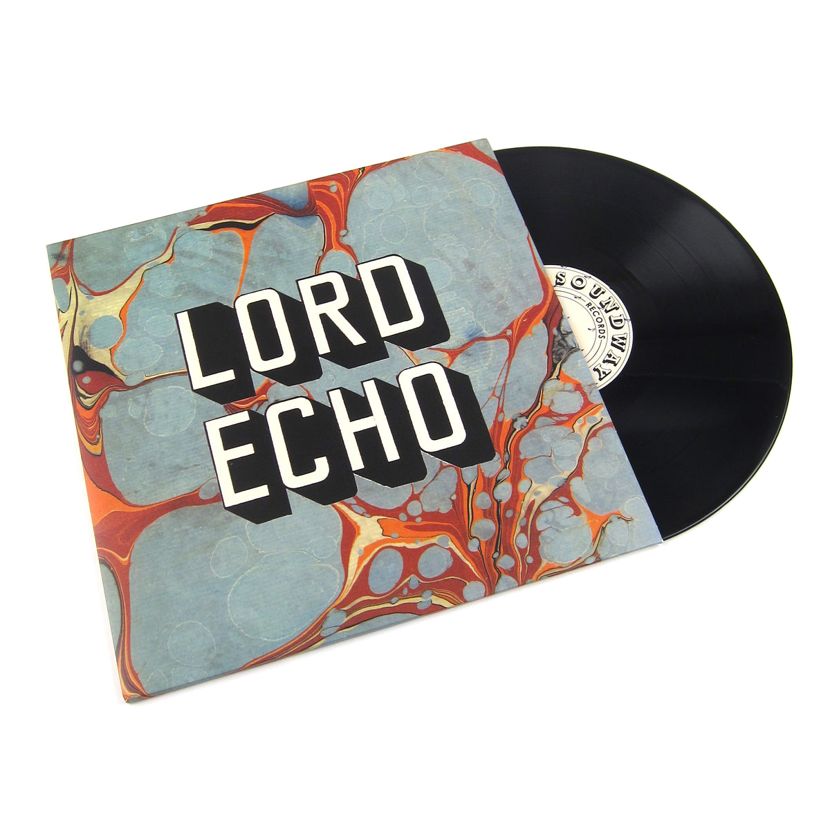 Lord Echo: Harmonies - DJ Friendly Edition Vinyl 2LP