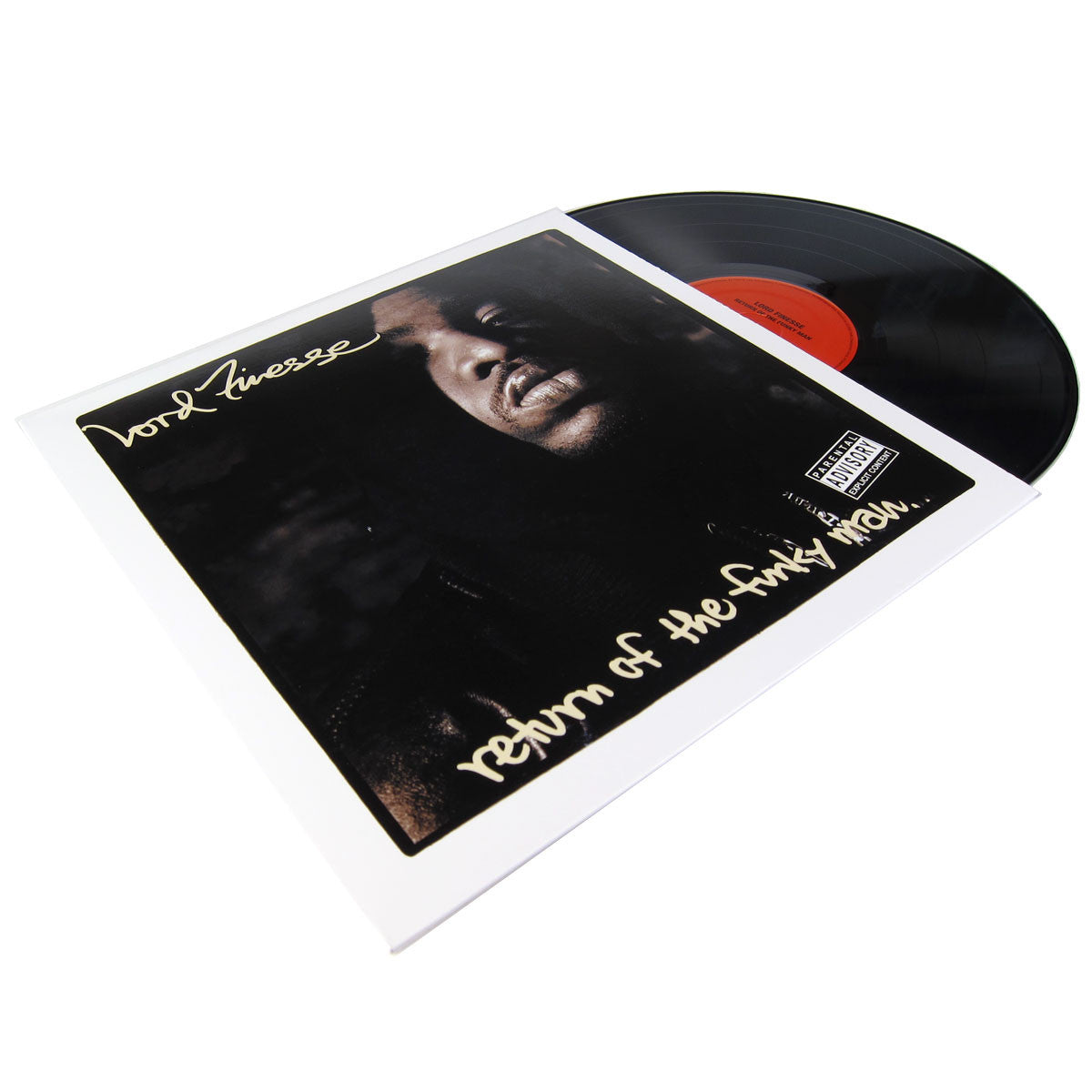 Lord Finesse: Return of the Funky Man Vinyl 2LP