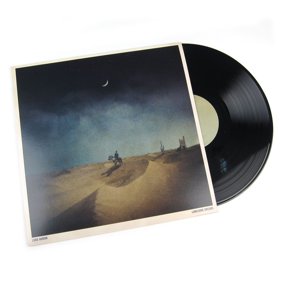Lord Huron: Lonesome Dreams Vinyl LP