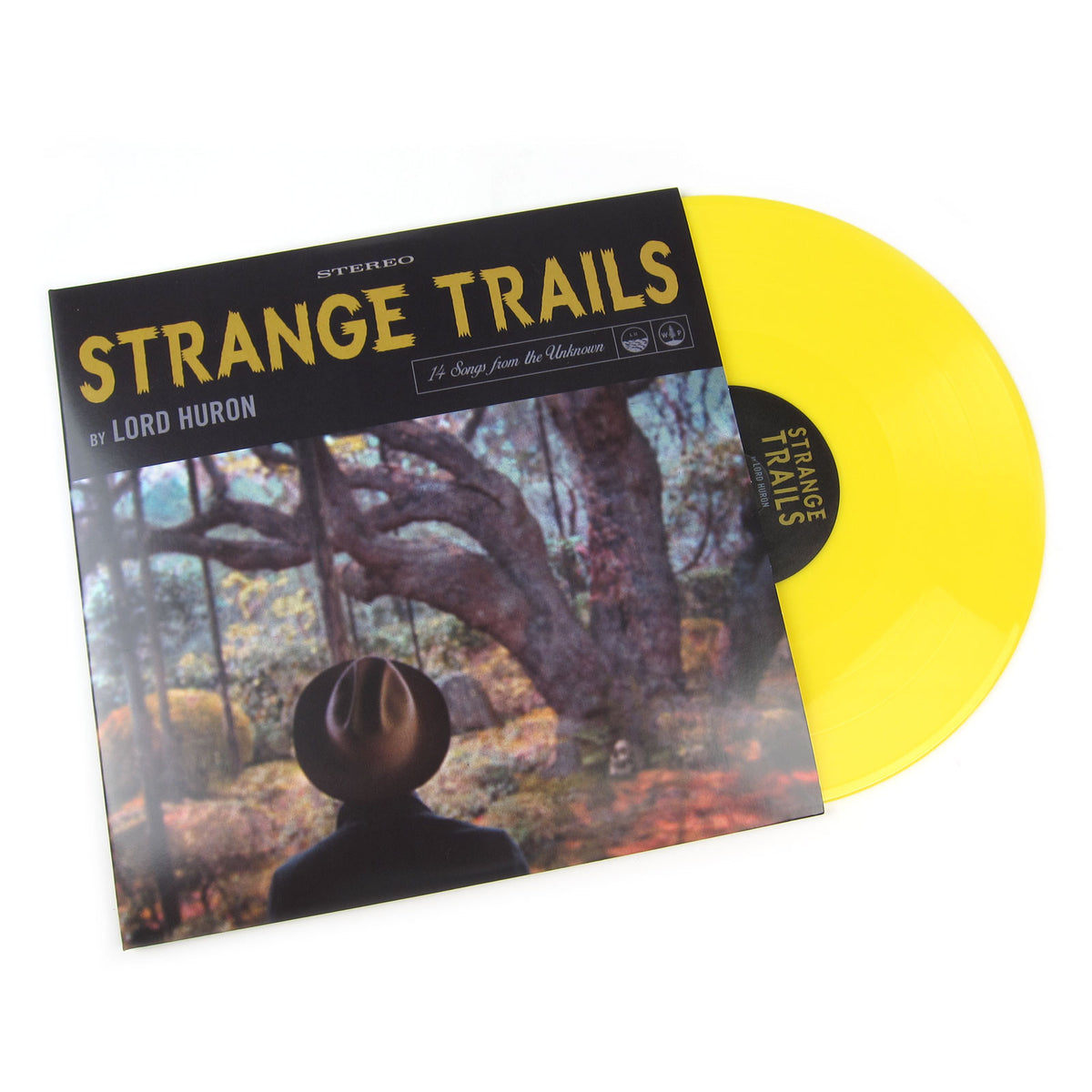 Lord Huron: Strange Trails (Colored Vinyl) Vinyl 2LP