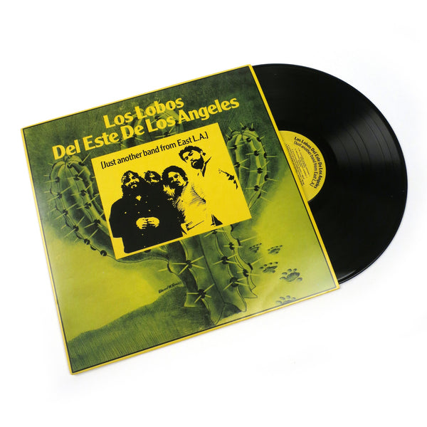 Los Lobos: Just Another Band From East L.A. Vinyl LP