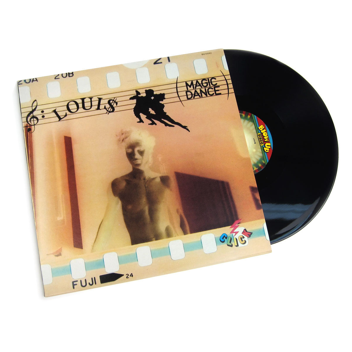Loui$: Magic Dance Vinyl 12""