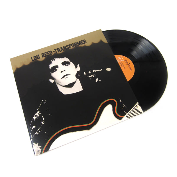 Lou Reed: Transformer Vinyl LP