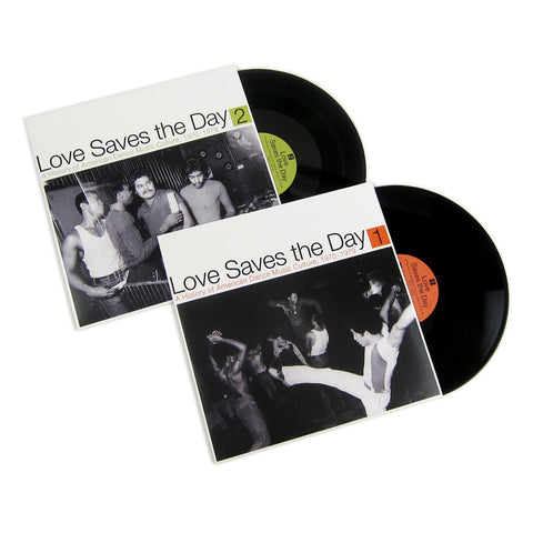 Reappearing Records: Vinyl LP Album Pack (Love Saves The Day Part 1+2)