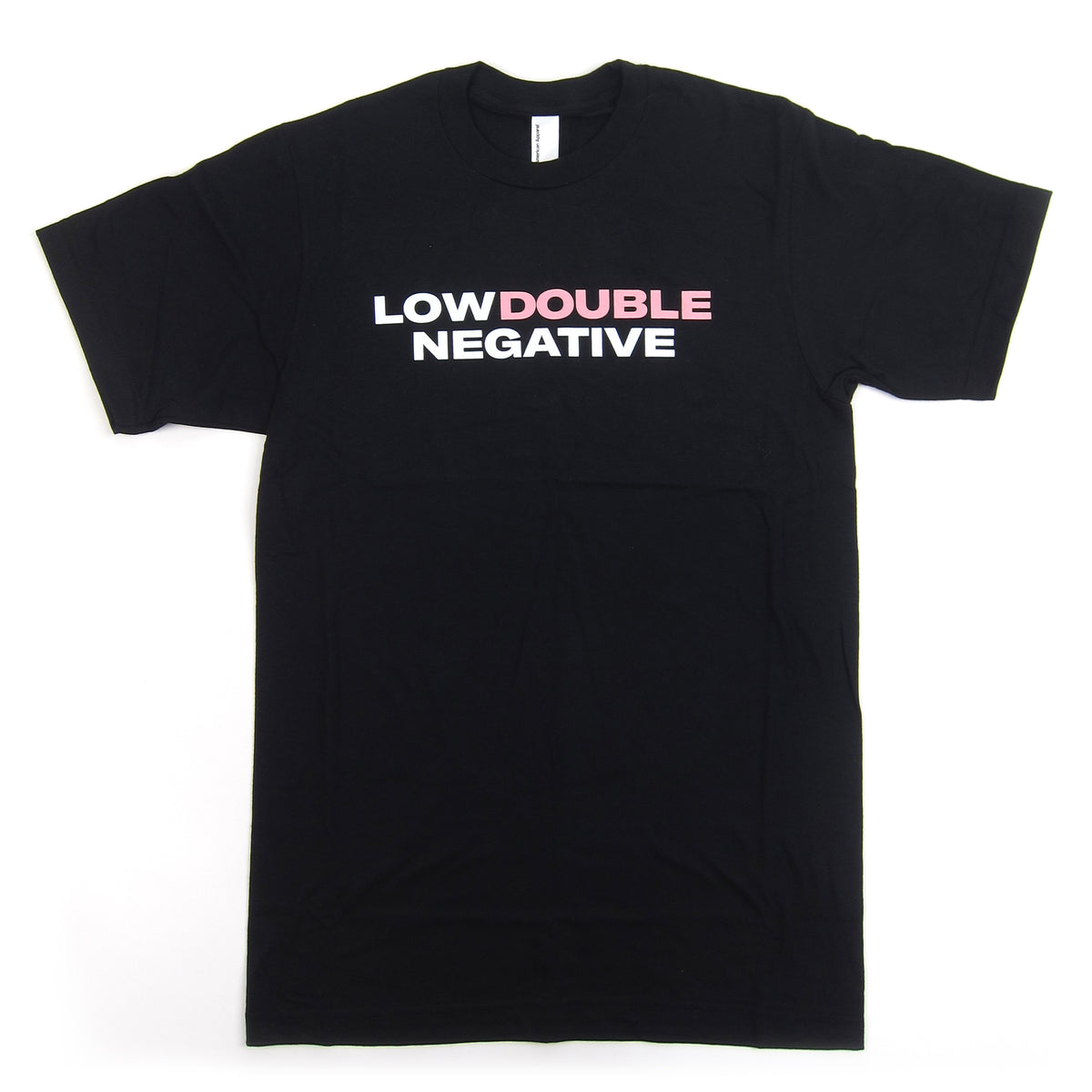 Sub Pop Records: Low Double Negative Shirt - Black
