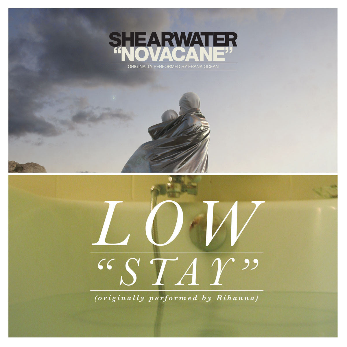 "Low / Shearwater: Stay / Novacane 7"" (Record Store Day)Low / Shearwater: Stay / Novacane 7"" (Record Store Day) rsd"