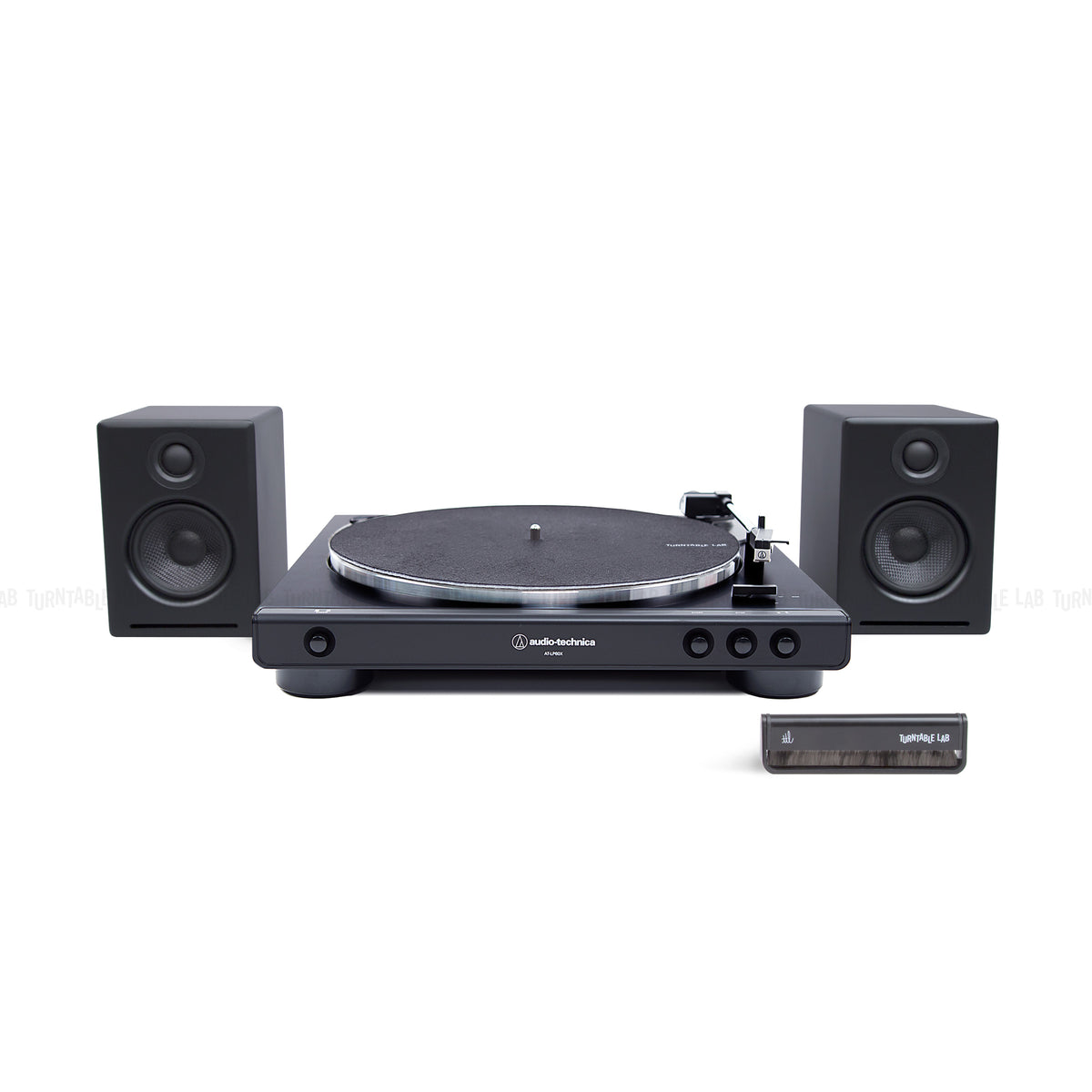 Audio-Technica: AT-LP60X / Audioengine A2+W / Turntable Package