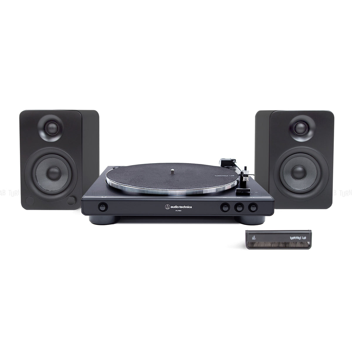 Audio-Technica: AT-LP60X / Kanto YU4 / Turntable Package