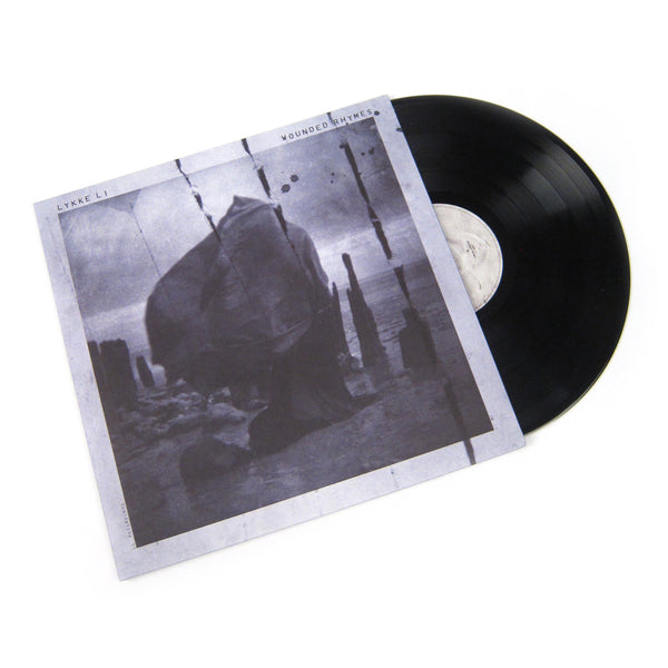 Lykke Li: Wounded Rhymes Vinyl LP