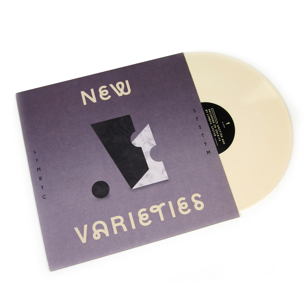 Lymbyc Systym: New Varieties (Colored Vinyl) Vinyl 12""