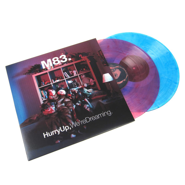 M83: Hurry Up, We're Dreaming (Colored Vinyl) Vinyl 2LP