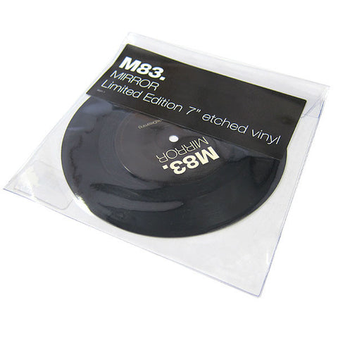 M83: Mirror (Etched Vinyl) 7""