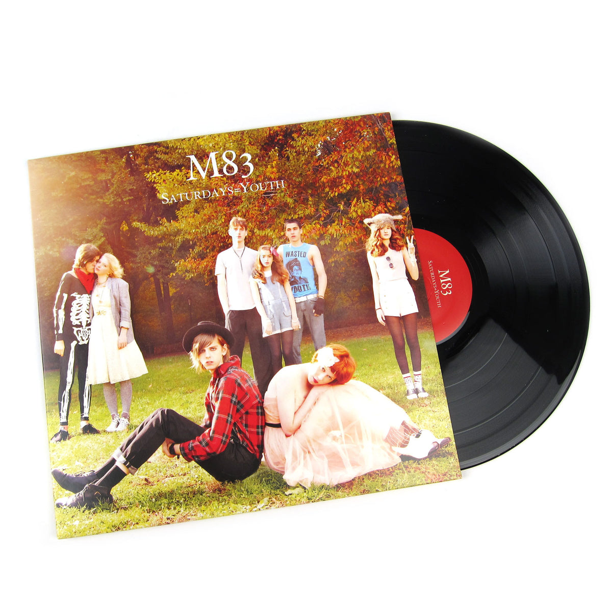 M83: Saturdays = Youth (180g) Vinyl 2LP