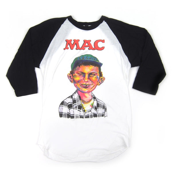 Mac Demarco: Mad Mac Baseball Shirt